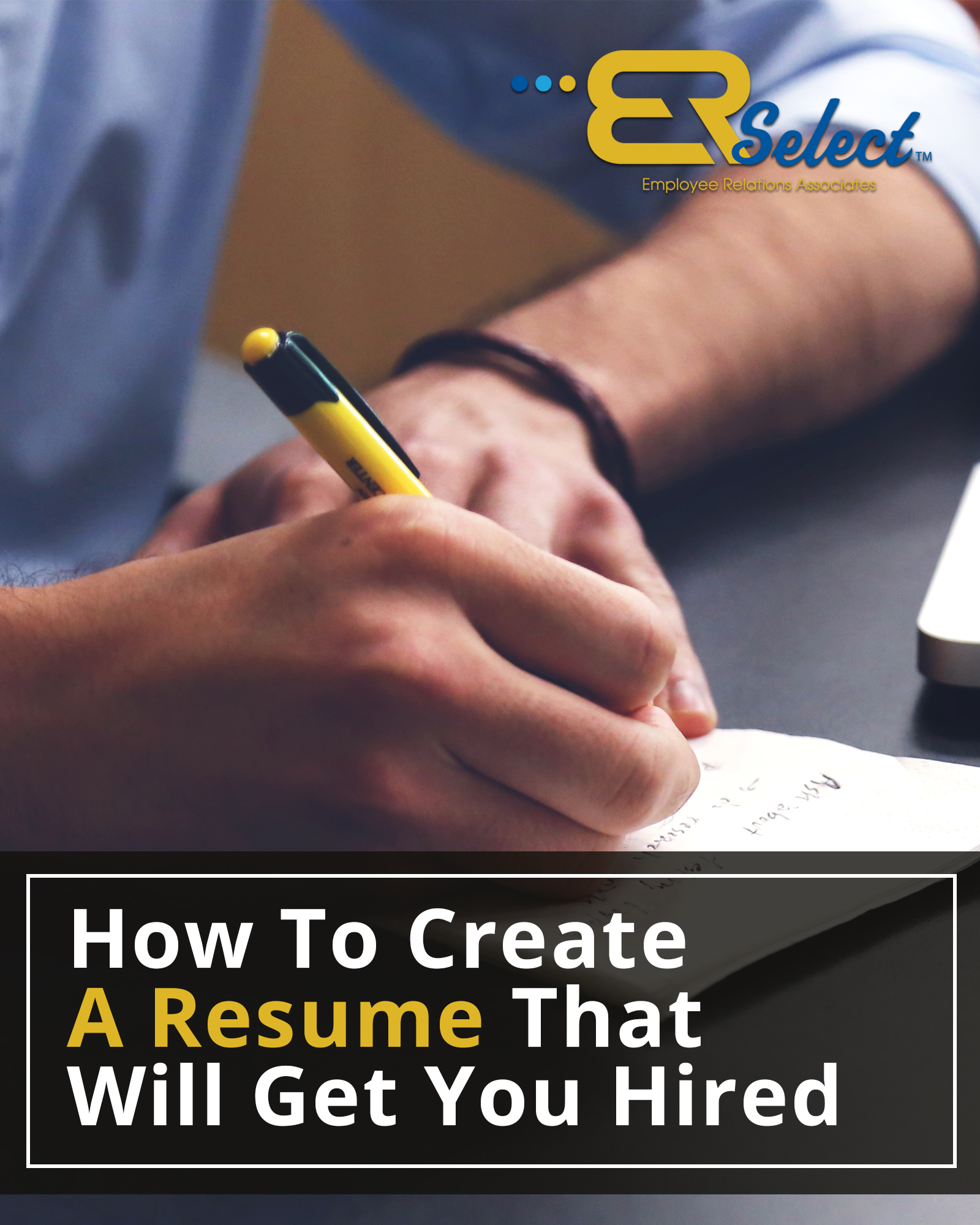 How to Create A Resume Archives